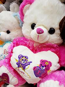 Купить медведя в Москве. Магазин плюшевых мишек Lanord.ru