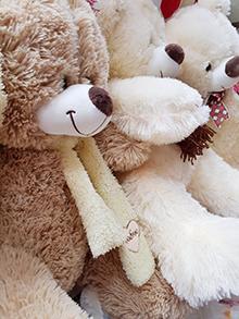 Kупить мягкого медведя в Москве. Высокое качество и быстрая доставка Lanord.ru