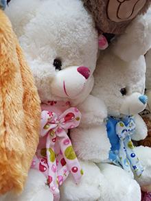 Купить маленького плюшевого мишку в Москве | LaNord.ru
