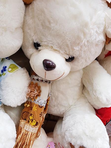 Большой плюшевый медведь купить в Москве | LaNord.ru