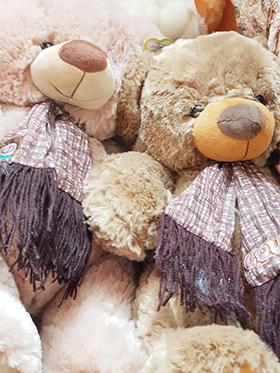 Игрушка плюшевый мишка купить в Москве | LaNord.ru