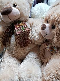 Большие плюшевые медведи в Москве недорого Ланорд