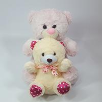 Плюшевый медведь с бантиками купить в Москве | LaNord.ru