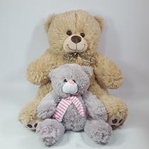 Купить мягкого медведя по низкой цене в магазине LaNord.ru