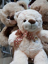Купить мягкую игрушку большой медведь в Москве | LaNord.ru