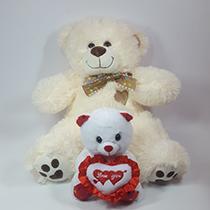 Купить плюшего медведя недорого от 390 рублей | LaNord.ru