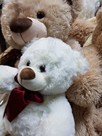 Игрушка плюшевый медведь недорого | LaNord.ru