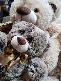 Купить мягкого медведя у нас на Ланорд
