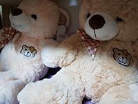 Игрушка плюшевый медведь от 390 рублей в Москве LaNord.ru