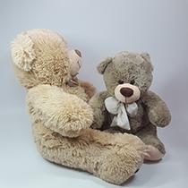 Купить мягкую игрушку медведя за 390 рублей в Москве | LaNord.ru