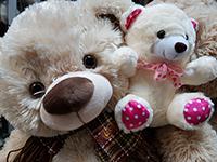 Большая мягкая игрушка медведь цена от 390 рублей | LaNord.ru
