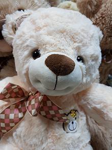 Купить большого плюшего медведя в интернет-магазине LaNord.ru