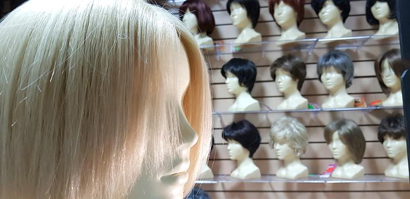 парики из канекалона купить