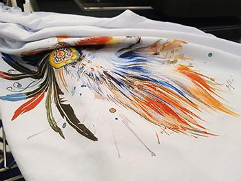 Печать на футболке недорого в Москве | LaNord.ru