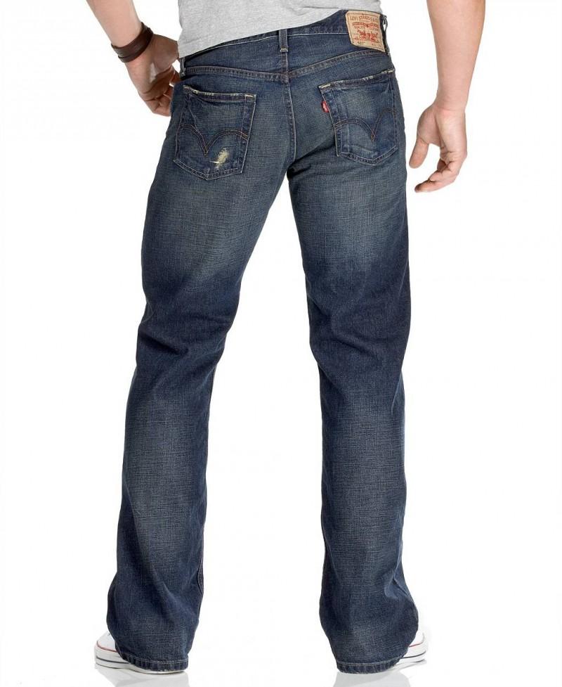 Выбираем джинсы правильно