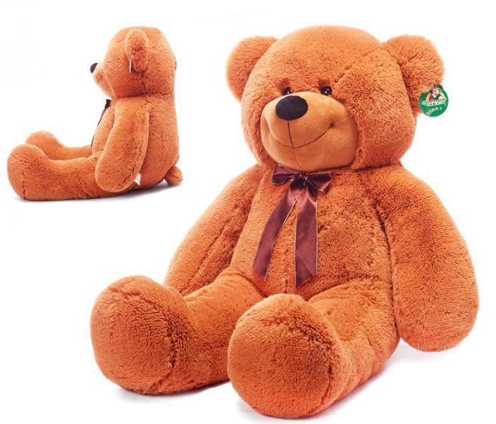 Большой плюшевый медведь – лучший подарок