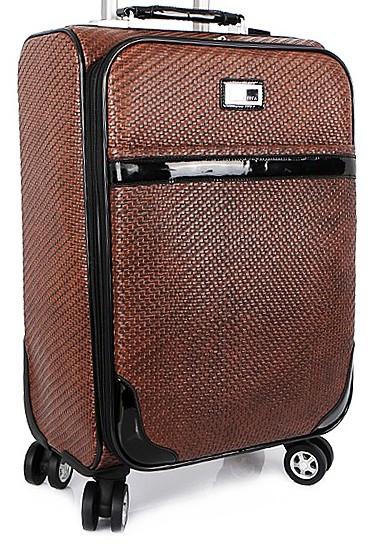 Купить чемодан на колесиках. Ненужная роскошь