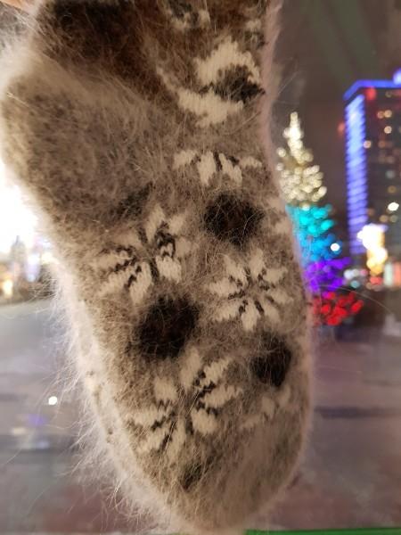 Шерстяные носки по лучшей цене. От 150 руб. за вязанные носки | Lanord.ru.