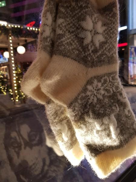 Новогодние шерстяные носки по самой доступной цене в Москве от 150 руб. | Lanord.ru