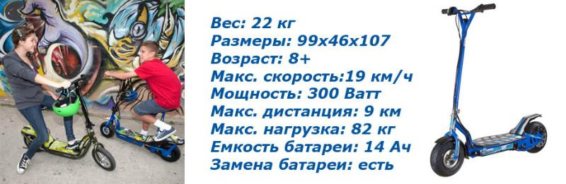 Электросамокат e-Zip e-4.5