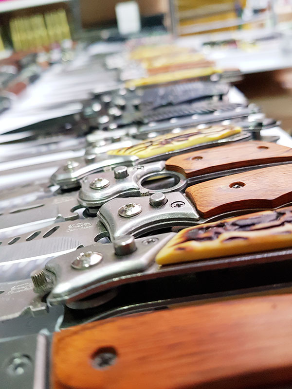 лучшие складные ножи
