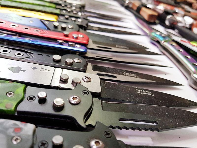 купить складной нож в Москве