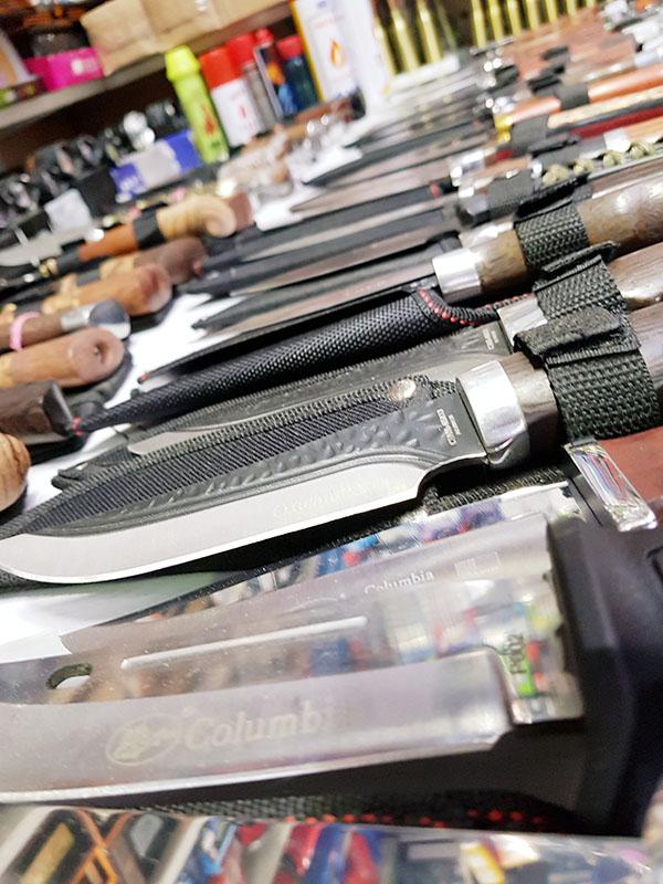 автоматический складной нож